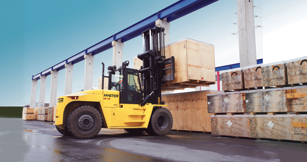 Hyster Forklifts Indiana Lift Equipment Quality Heavy